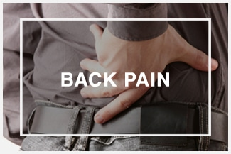 Back Pain in Irvine CA