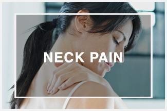 Neck Pain in Irvine CA